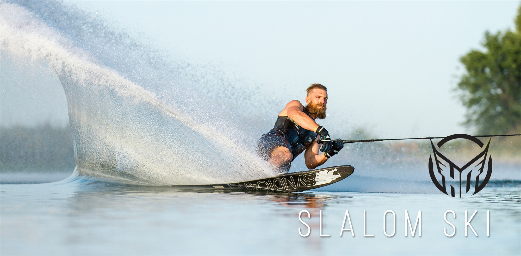 Kids Water Skis >> Ho Water Skis Ho Course Crossover And Freestyle Slalom Skis