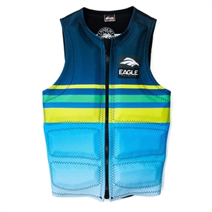 Eagle Fluid Mens Vest - Blue