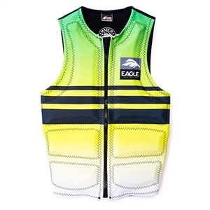 Eagle Fluid Mens Vest - Green