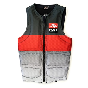 Eagle Mirage Mens Vest - Red