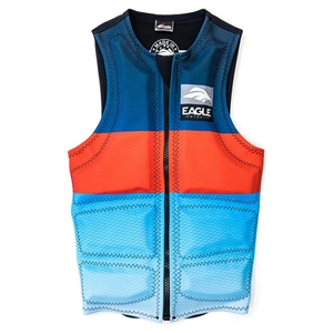 Eagle Mirage Mens Vest - Orange