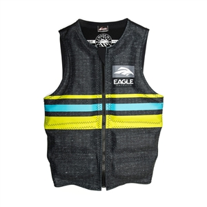 Eagle Noise Mens Vest - Black