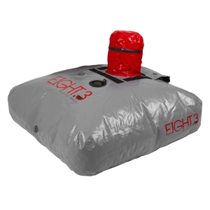 Eight.3 Telescoping Floor Ballast Bag - CTN 650lbs - Rectangle