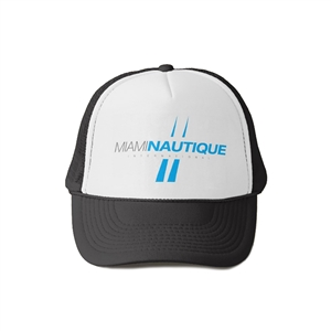 Miami Nautique Trucker Hat