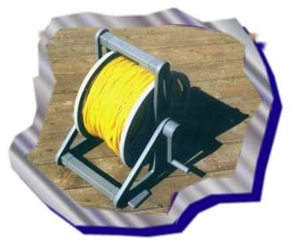 Slalom Course River Current Adapter - Attaches To The Slalom Course For Use In A River Current.