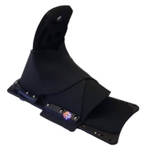 Wiley's Rear Slalom Midwrap CBO Waterski Binding