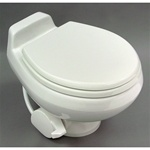 Model 511 Plus Low Flush Toilet by Sun-Mar