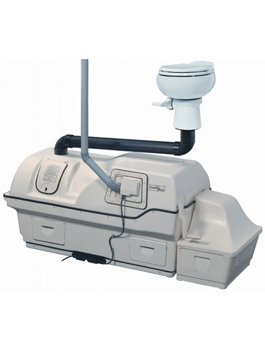 Centrex 3000 | Sun Mar Central Composting Toilet Systems