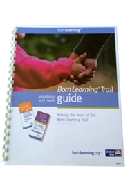 "<span style=""font-weight: bold;""><br><br>0265   Born Learning Trail Kit Guide Book</span>  <br><ul>"