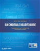 "<span style=""font-weight: bold;""><br><br>0299   IRA Charitable Rollover Guide</span>  <br><ul>"