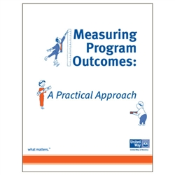 "<span style=""font-weight: bold;""><br><br>0989   Measuring Program Outcomes:  A Practical Approach</span>  <br><ul>"