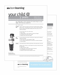 "<span style=""font-weight: bold;""><br><br>30308   Born Learning Ages & Stages - 3 Years </span>  <br><ul>"