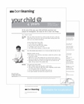 "<span style=""font-weight: bold;""><br><br>30309   Born Learning Ages & Stages - 4 Years </span>  <br><ul>"