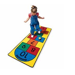 "<span style=""font-weight: bold;""><br><br>60679   Portable Hopscotch Mat</span> <br><ul>"