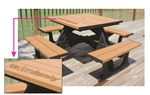 "<span style=""font-weight: bold;""><br><br>60901 Born Learning Picnic Table </span>  <br><ul>"