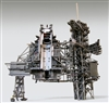 Space Shuttle Launch Complex 39A model kit, for Revell brand Shuttle with Boosters model, in 1:144 scale and MLP (not included).  The unbuilt heavy paper design has won accolades around the world since 2011.  Extremely accurate and detailed.