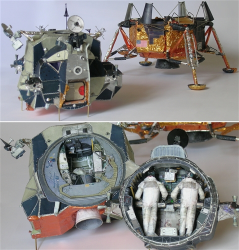 apollo command module model - photo #26