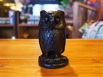HANDMADE RESIN OWL