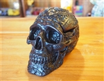 RESIN SKULLS WITH LID