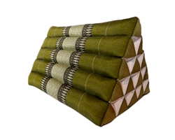TRADITIONAL THAI TRIANGULAR CUSHION