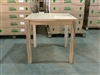 Tomo Teak Square Bistro Table 80cm/32""