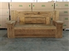 "240cm/95"" Buto Recycled Teak Bench #001"