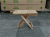Teak Lounger Table - Taka