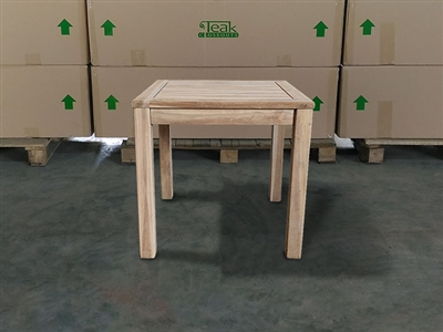 Teak Side Table - Sari