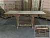 Adelaide Rectangle Extension Teak Table 120cm x 70cm - Extendable To 180cm