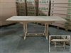 Adelaide Rectangle Extension Teak Table 140cm x 80cm - Extendable To 200cm