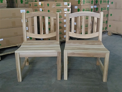 Teak Dining Chair - Novi