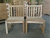 Teak Dining Chair - Rini