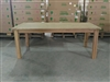 Dahan Teak Rectangle Table 200x100cm