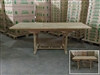Maharani Rectangle Extension Teak Table 150 x 90cm - Extendable To 200cm