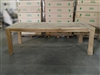 Mosaic Teak Rectangle Table 220x100cm