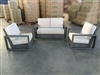 Florida Teak Deep Seating Sofa (1) + Deep Seating Chairs (2) Set
