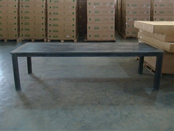 "S2DIO Teak Table #0001 - 300x110cm - 118"" x 44"" - Seats 10-12"