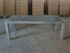 "S2DIO Teak Table #0011 - 220x100cm - 87"" x 40"""