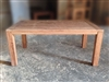 "S2DIO Teak Table #0019 - 180x100cm - 71"" x 40"""
