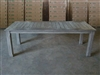 "S2DIO Teak Table #0030 - 220x90cm - 87"" x 35"""