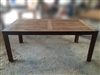 "S2DIO Teak Table #0042 - 200x104cm - 79"" x 41"""