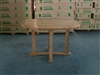 Delgany Round Dining Teak Table 130cm