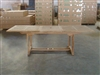 Feakle Rectangle Extension Rustic Table 180cm regular to 240cm w/extension x 90cm width