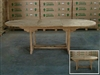 Granard Oval Extension Table 180cm/240cm x 100cm