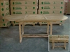 Leixlip Oval Extension Teak Table 150-210 x 100 cm