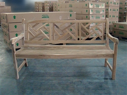 "150cm/60"" Middleton Teak Bench"