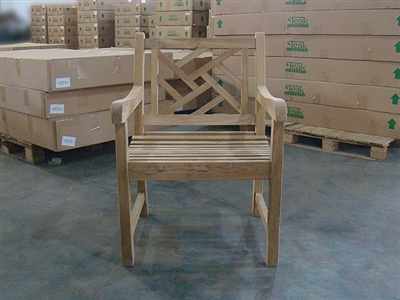 Teak Arm Chair - Middleton