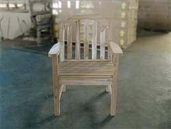 Teak Arm Chair - Tristan