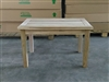 Mimosa Teak Coffee Table 80x50cm