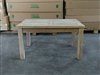Mimosa Teak Coffee Table 90x60cm